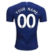 Nike Chelsea 'CUSTOM' Home Stadium Jersey '18-'19 (Rush Blue/White)