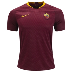 Nike A.S. Roma Home Stadium Jersey '18-'19 (Team Red/University Gold)