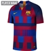 Nike 20th Anniversary FC Barcelona Vapor Match Jersey (Deep Royal Blue/Noble Red/Tour Yellow)