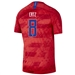 Nike USWNT 'ERTZ 8' Men's 2019 Away Stadium 4-Star Jersey (Speed Red/Bright Blue)