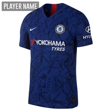 Nike Chelsea Home Vapor Match Jersey '19-'20 (Rush Blue/White)