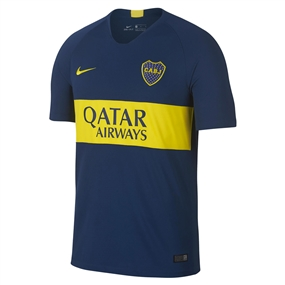 Nike Boca Juniors Home Stadium Jersey '19-'20 (Blue Void/University Gold)