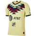 Nike Club America Home Stadium Jersey '19-'20 (Lemon Chiffon/Armory Navy)