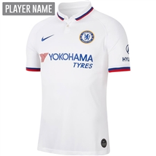 Nike Chelsea Away Stadium Jersey '19-'20 (White/Rush Blue)
