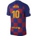 Nike FC Barcelona 'MESSI 10' Home Stadium Jersey '19-'20 (Deep Royal Blue/Varsity Maize)