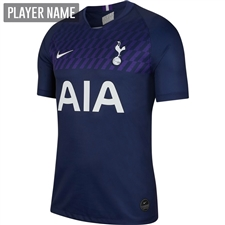 Nike Tottenham Away Stadium Jersey '19-'20 (Binary Blue/White)