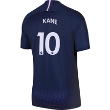 Nike Tottenham 'KANE 10' Away Stadium Jersey '19-'20 (Binary Blue/White)