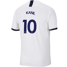 Nike Tottenham 'KANE 10' Home Stadium Jersey '19-'20 (White/Binary Blue)