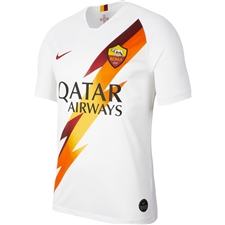 Nike A.S. Roma Away Stadium Jersey '19-'20 (White/Team Crimson)