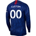 Nike Chelsea 'CUSTOM' Home Long Sleeve Stadium Jersey '19-'20 (Rush Blue/White)