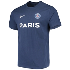 Nike PSG T-Shirt (Midnight Navy)