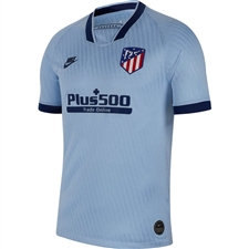 Nike Atletico Madrid Third Stadium Jersey '19-'20 (Psychic Blue/Blue Void)