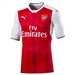 Puma Arsenal Home '16-'17 Authentic Soccer Jersey (High Risk Red/White)