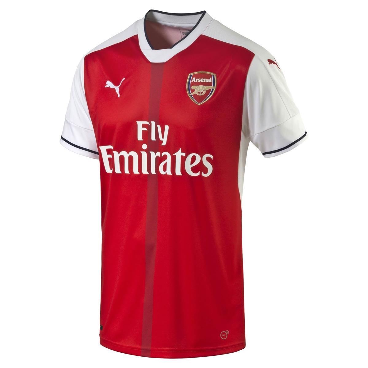 e43a83fff Puma Arsenal Home '16-'17 Replica Soccer Jersey (High Risk Red/White ...