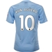 Puma Manchester City 'KUN AGUERO 10' Home Jersey '19-'20 (Team Light Blue/Tillandsia Purple)