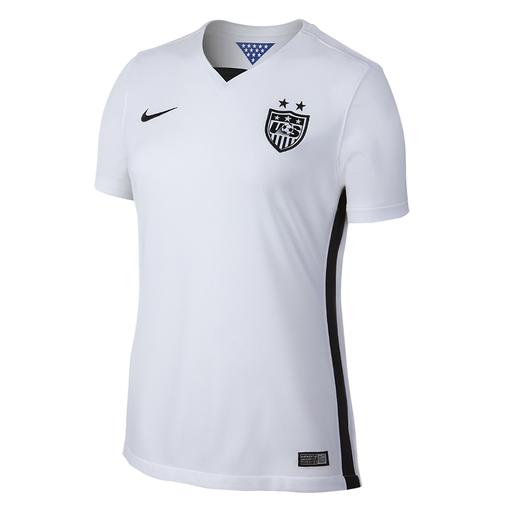 20a1385f5  89.99 Add to Cart for Price - Nike Women s USA 2015 Home Stadium ...