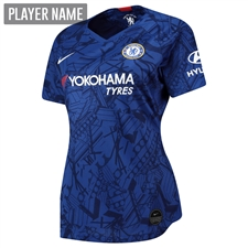 Nike Women's Chelsea Home Stadium Jersey '19-'20 (Rush Blue/White)