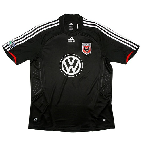 39.99 - Adidas MLS DC United Youth Home Replica 2008 Jersey (Black ... 4f53cef77