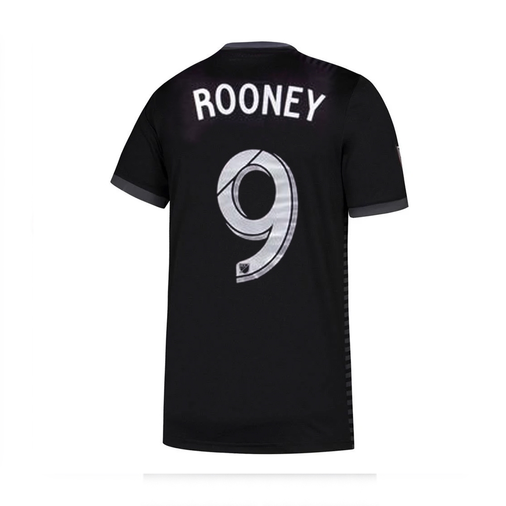Adidas Youth MLS D.C. United  ROONEY 9  2018 Primary Replica Jersey ... 6e27b65bf