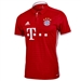 Adidas Youth Bayern Munich Home '16-'17 Soccer Jersey (Red/White)
