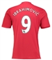 "Adidas Youth Manchester United ""IBRAHIMOVIC 9"" Home '16-'17 Soccer Jersey"