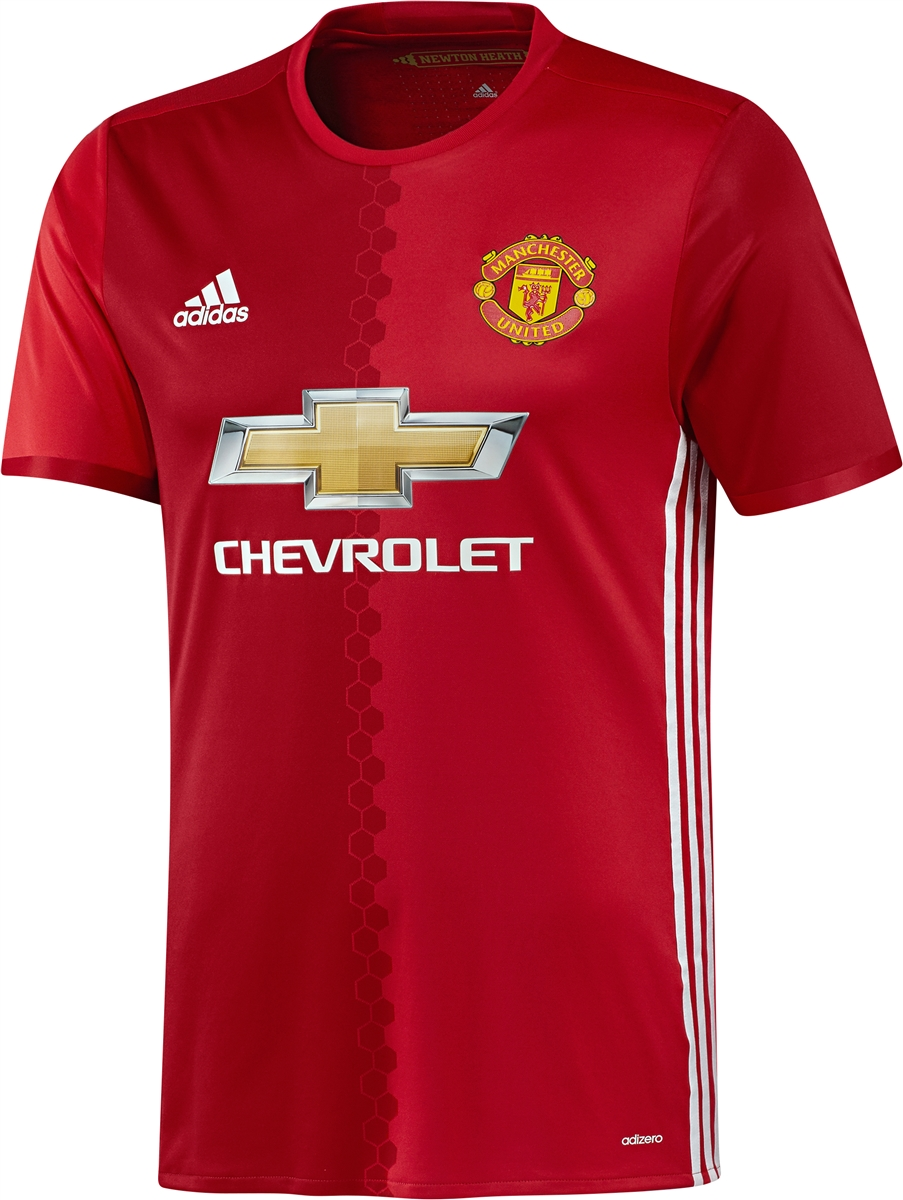 ad541128e Adidas Youth Manchester United