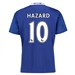 Adidas Youth Chelsea 'HAZARD 10' Home '16-'17 Replica Soccer Jersey (Chelsea Blue/White)