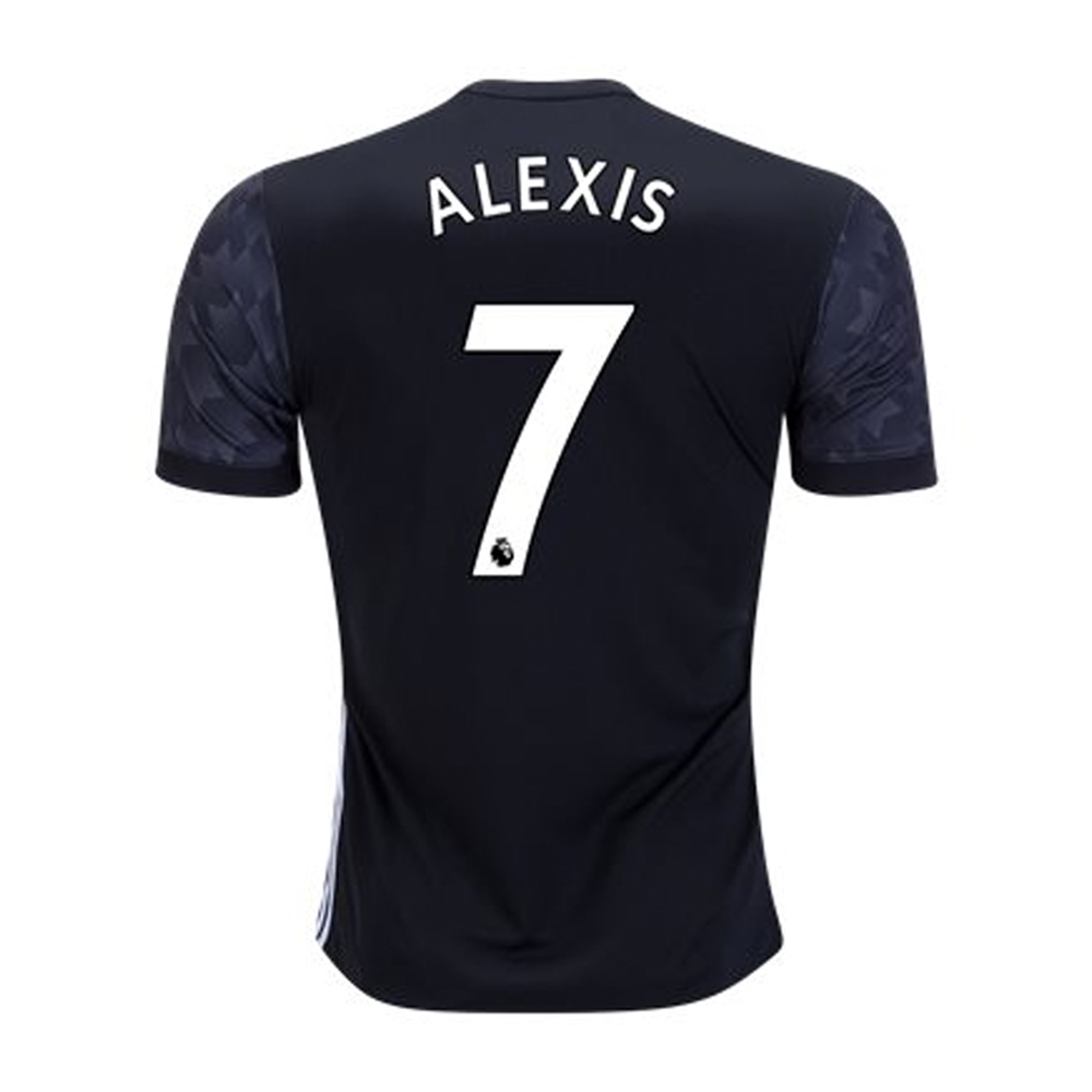 bc928b582 ... Adidas Manchester United Youth  ALEXIS 7  Away  17- 18 Soccer Jersey