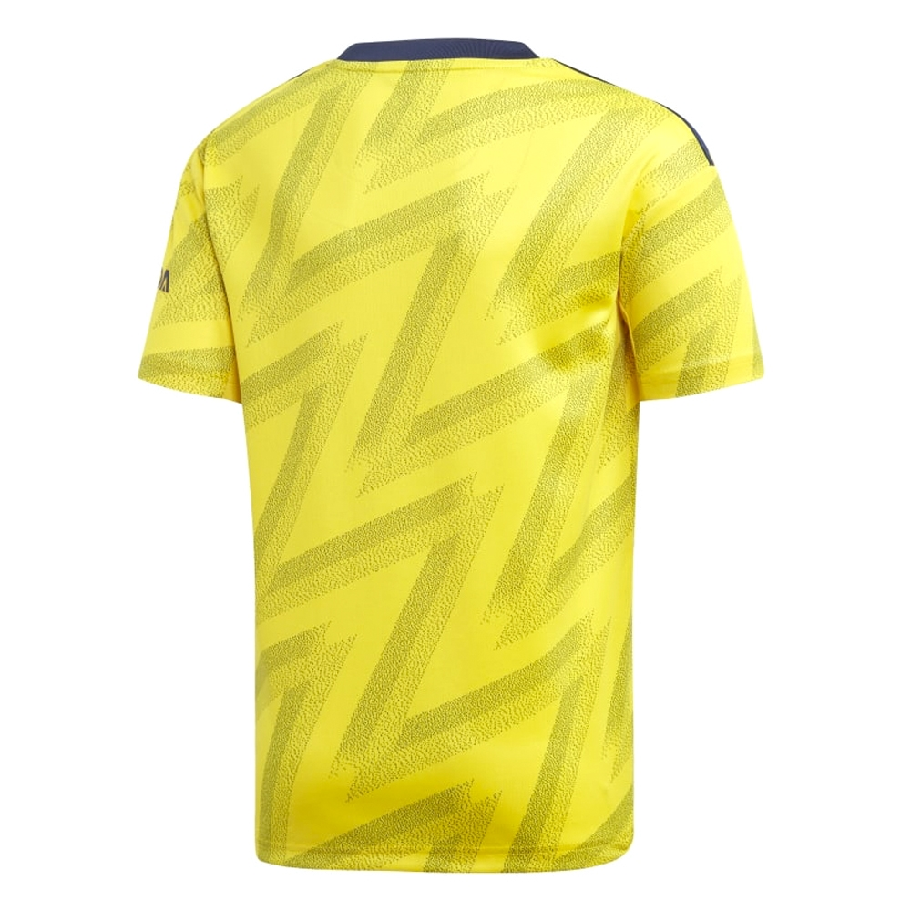 online store a0e28 4e04e Adidas Youth Arsenal Away Jersey '19-'20 (Equipment Yellow)