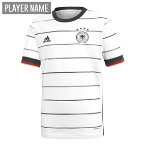 Adidas Youth Germany Home Jersey 2020 (White)