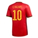 Adidas Youth Belgium 'HAZARD 10' Home Jersey 2020 (Collegiate Red)