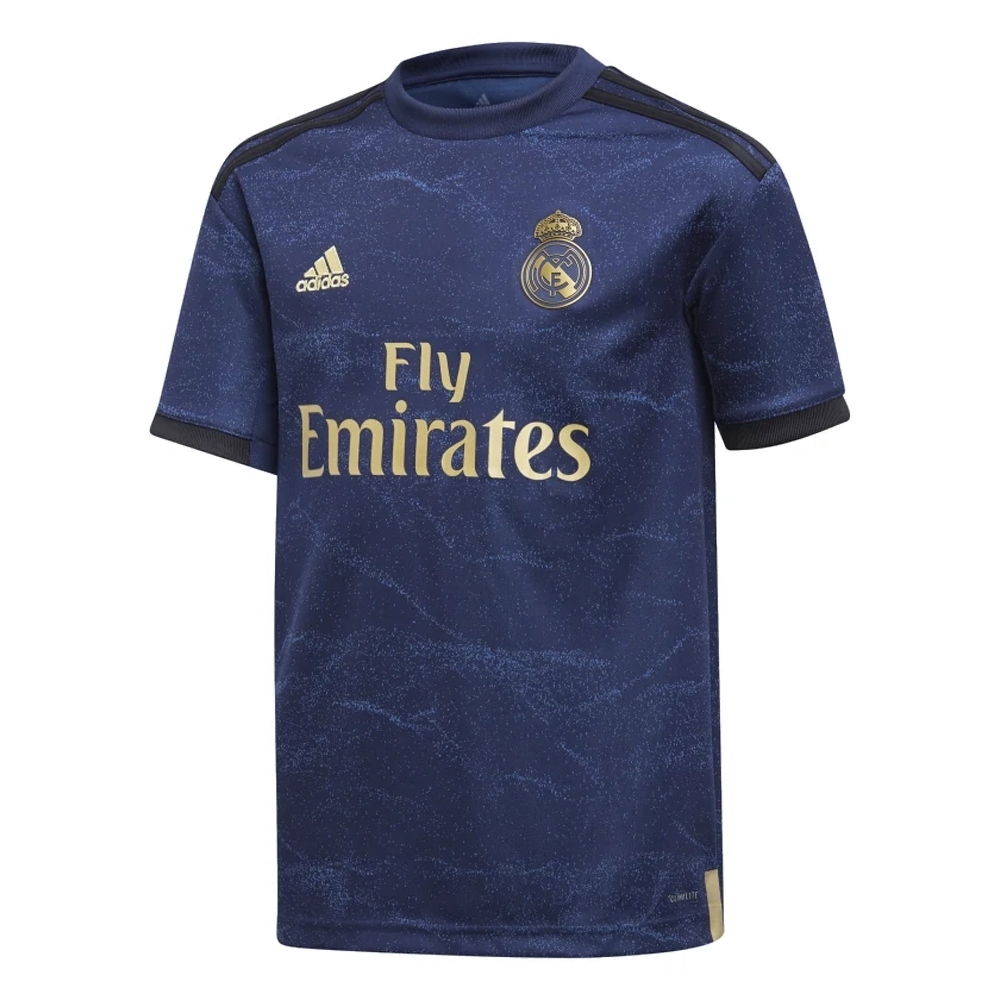 reputable site 1f7ae 05d50 Adidas Youth Real Madrid 'ASENSIO 20' Away Jersey '19-'20 (Night Indigo)