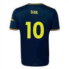 Adidas Youth Arsenal 'OZIL 10' Third Jersey '19-'20 (Collegiate Navy)