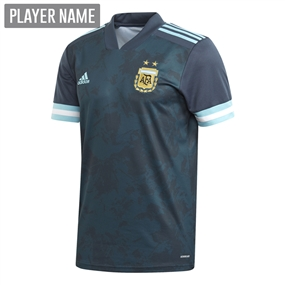 Adidas Youth Argentina Away Jersey 2020 (Midnight)