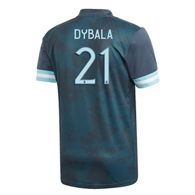 Adidas Youth Argentina 'DYBALA 21' Away Jersey 2020 (Midnight)