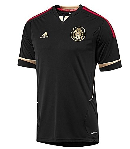 bccedb6f1 Mexico 2011-2012 Away Youth Jersey