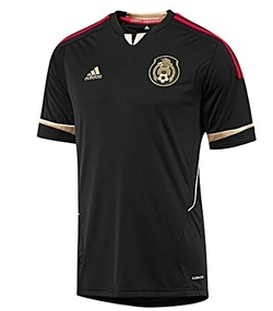 Mexico 2011 2012 Away Youth Jersey Youth Mexico Soccer