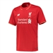 New Balance Liverpool Home Youth '15-'16 Replica Soccer Jersey (Red)