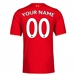 New Balance Liverpool 'CUSTOM' Home Youth '15-'16 Replica Soccer Jersey (Red)