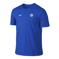 Nike Youth Chelsea 'PULISIC 22' T-Shirt (Game Royal)