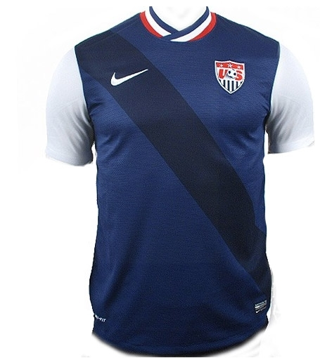 8bbca730f  62.99 - Nike Youth USA Away  12- 13 Replica Soccer Jersey (Obsidian ...