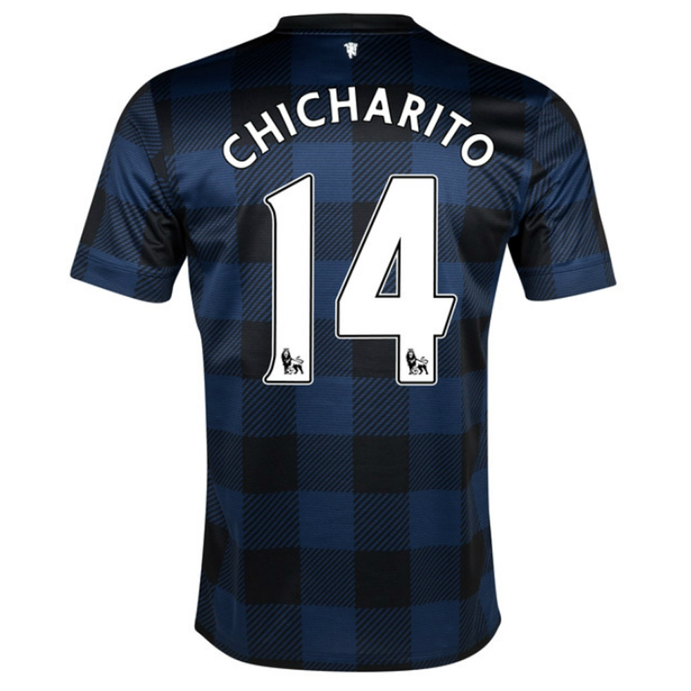 288149fca21 Manchester United Soccer Jersey