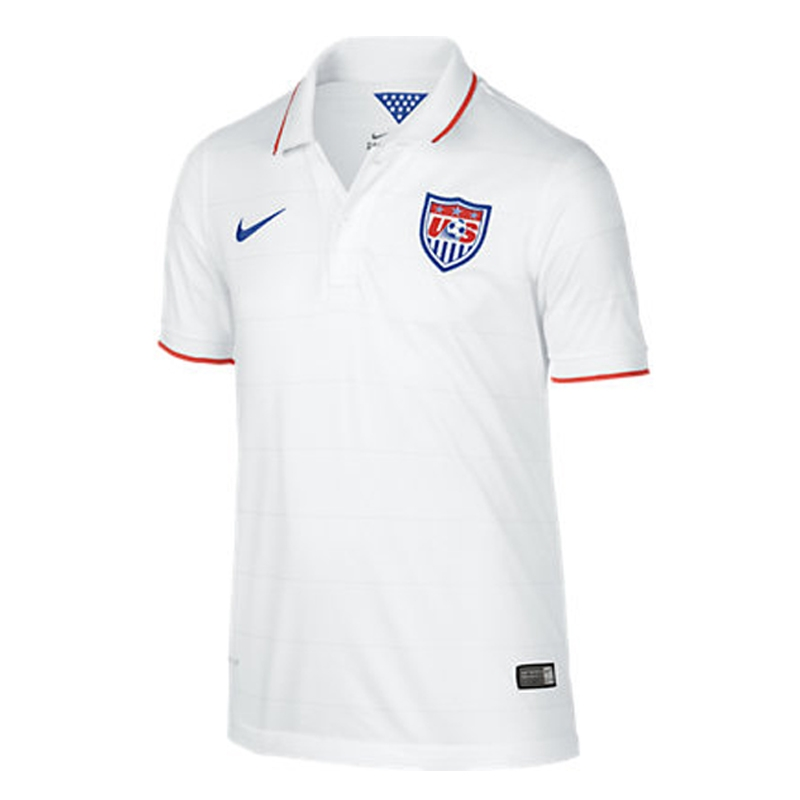 online retailer c1a98 44144 Nike Youth USA 2014 Home Replica Soccer Jersey