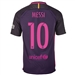 Nike FC Barcelona Away 'MESSI 10' '16-'17 Youth Soccer Jersey (Purple Dynasty/Hyper Pink)
