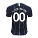Nike Youth Manchester City 'CUSTOM' Away Stadium Jersey '18-'19 (Dark Obsidian/White)