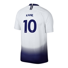 Nike Youth Tottenham 'KANE 10' Home Stadium Jersey '18-'19 (White/Binary Blue)