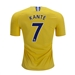 Nike Youth Chelsea 'KANTE 7' Away Stadium Jersey '18-'19 (Tour Yellow/Rush Blue)