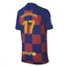 Nike Youth FC Barcelona 'GRIEZMANN 17' Home Stadium Jersey '19-'20 (Deep Royal Blue/Varsity Maize)
