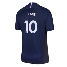 Nike Youth Tottenham 'KANE 10' Away Stadium Jersey '19-'20 (Binary Blue/White)