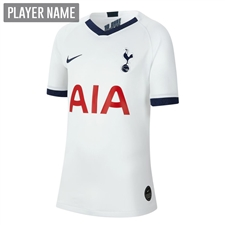Nike Youth Tottenham Home Stadium Jersey '19-'20 (White/Binary Blue)